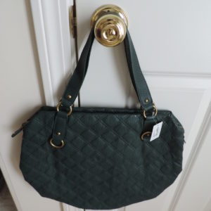 Dark Teal Handbag NEW