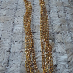 Wallet Chain Gold  NEW