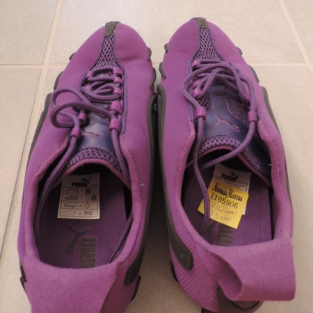 Puma Purple Sneakers Women New