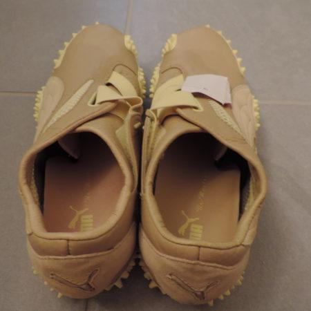 Puma Yellow Ur-Mostro Sneakers Women New