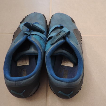 Puma Deep Turquoise Sneakers New