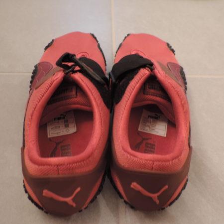 Puma Rust/Copper Sneakers New