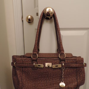 Brahmin Satchel Leather Handbag – Sample Bag