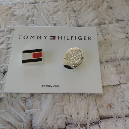 2 Pins — Tommy Hilfinger NEW