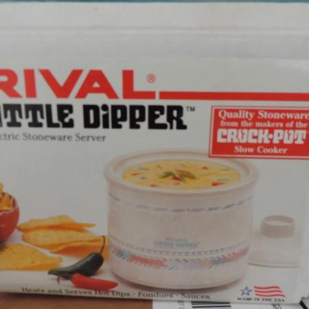 Crock Pot – Slow Cooker Rival Little Dipper NEW