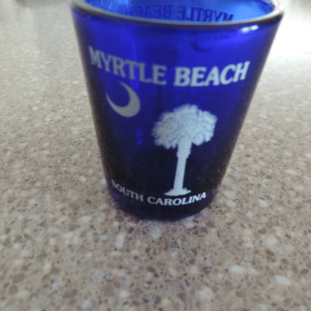Shot Glass – Myrtle Beach