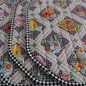 """Placemats – Set Of 4 – """"Mary Engelbreit"""" Design> NEW"""
