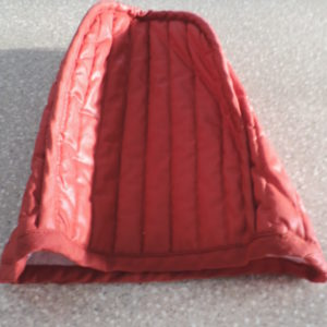 Rust Cloth Appliance Cover 10″ Tall