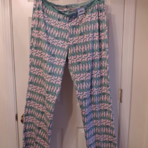 "Pajama Pants ""Cat"" — Old Navy >size XL New"