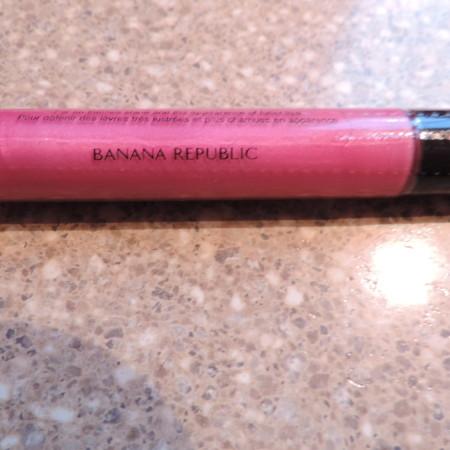Lip Lacquer – Banana Republic – Pink NEW