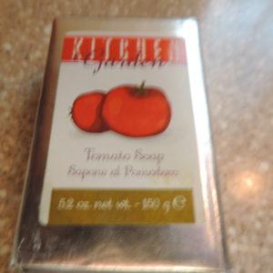 Tomato Soap  — Kitchen Garden  5.2 Oz. NEW