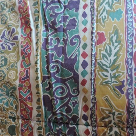 Pillow Sham (1) Funky Print Standard Size