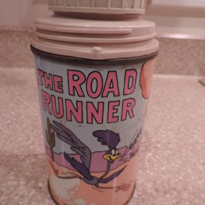 Thermos – Vintage Road Runner