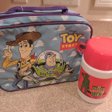 Lunch Box & Thermos – Toy Story NEW