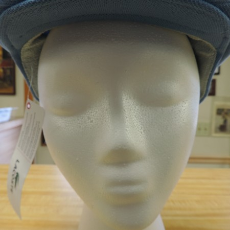 Lacoste Cap Blue NWT Size 3 (L)