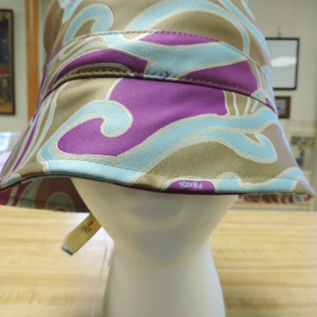Fendi Fabric Bucket Hat NWT