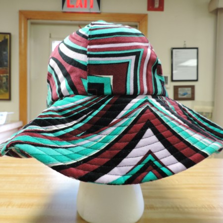 Emilio Pucci Large Brimmed Hat NWT