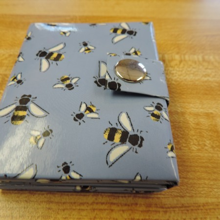 Photo Album Mini Bumble Bees — Holds 3 Photos And Snaps Shut NEW