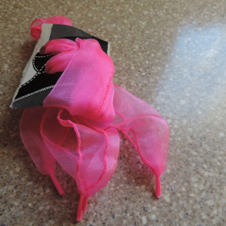 Shoe Laces – Neon Pink NEW