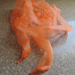 Shoe Laces -Orange NEW