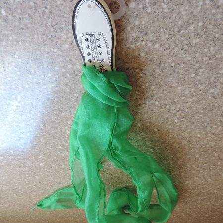 Shoe Laces -Green NEW