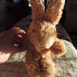 Easter Bunny  9″ High New